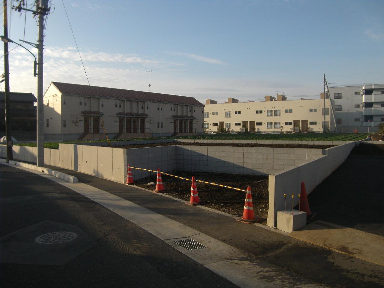 区6-16号線街路築造工事