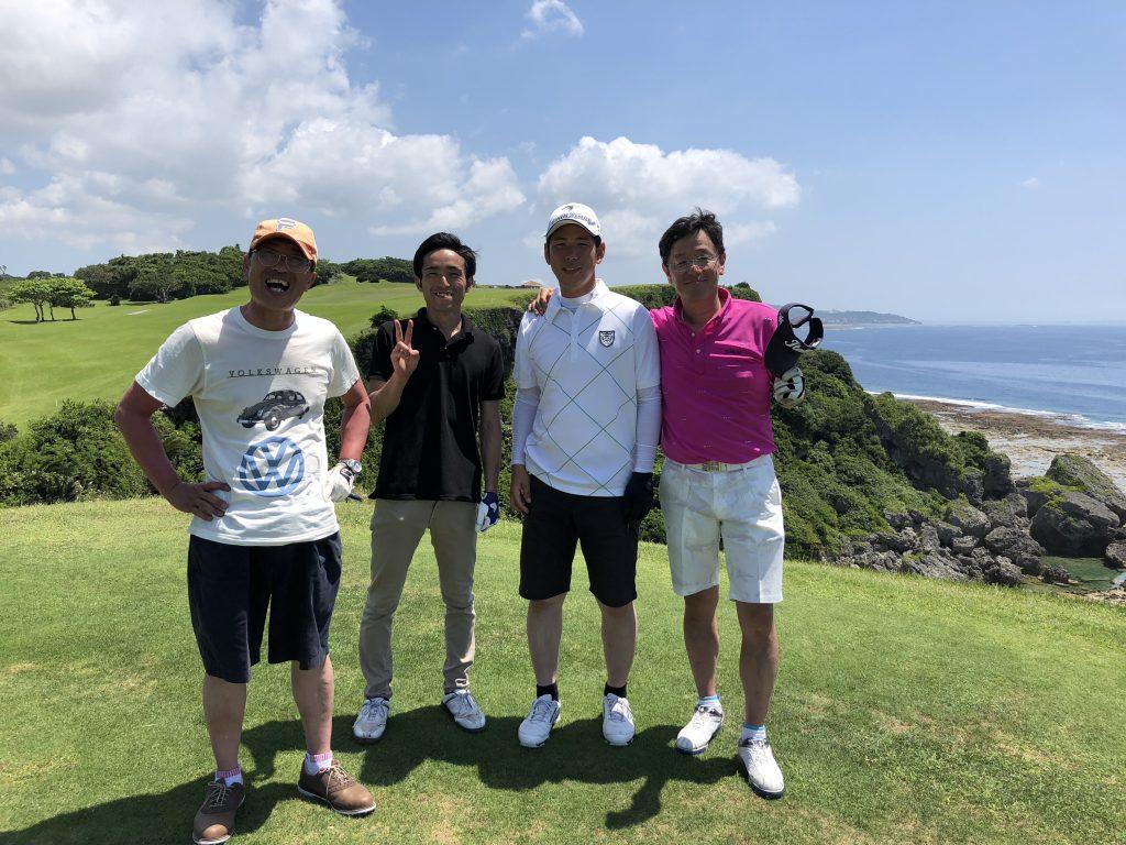 8.ゴルフ