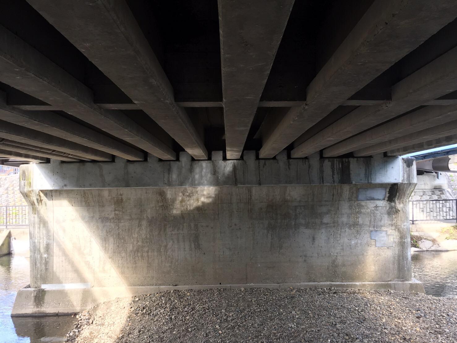 新高橋落橋防止対策工事